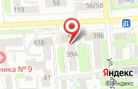 Схема проезда до компании ФармЛига в Иваново