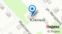 Компания Кубаньтехгаз на карте