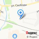 Городская библиотека №26 на карте Иваново
