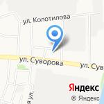 Главное бюро медико-социальной экспертизы по Ивановской области на карте Иваново