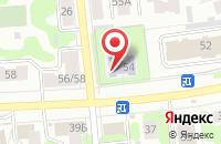 Схема проезда до компании Детский сад №3 в Иваново