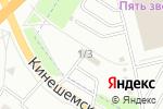 Схема проезда до компании Автомойка в Караваево