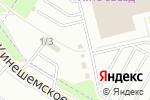 Схема проезда до компании Гриль-Дональдс в Караваево