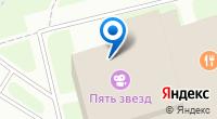Компания Космик на карте