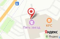 Схема проезда до компании Swatch в Караваево
