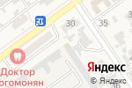 Схема проезда до компании Хуторок в Новокубанске