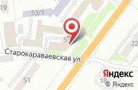 Схема проезда до компании Комплекс-Строй в Костроме