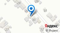 Компания Визит на карте