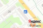Схема проезда до компании Управдом в Иваново