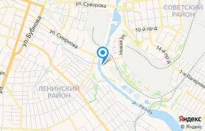 Местоположение на карте пункта техосмотра по адресу г Иваново, ул Смирнова, д 90