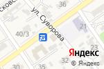 Схема проезда до компании Аптека готовых лекарственных форм в Новокубанске