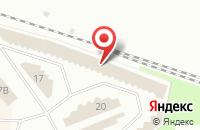 Схема проезда до компании Dekortex в Иваново