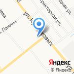 Дубки на карте Иваново