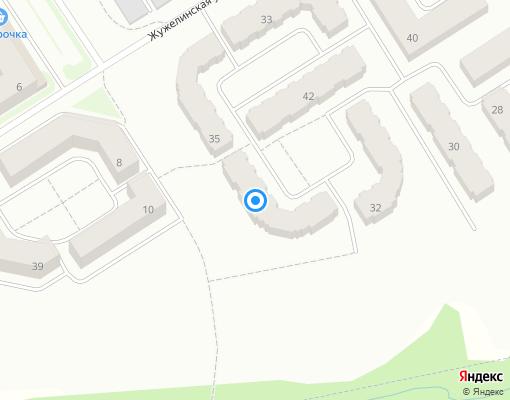 Товарищество собственников жилья «Богатырское» на карте Костромы