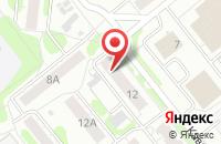 Схема проезда до компании Gold star в Иваново