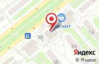 Схема проезда до компании Ателье по ремонту одежды и пошиву штор в Иваново