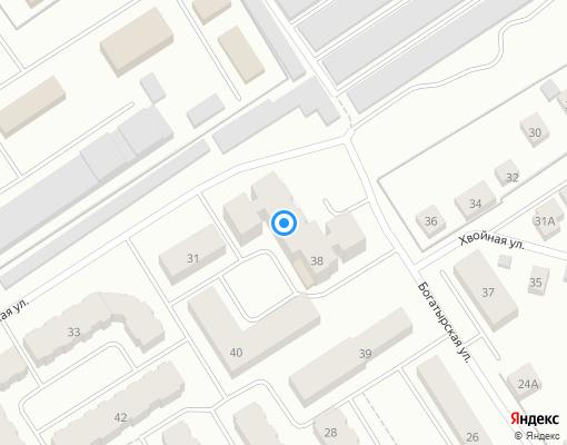 Товарищество собственников недвижимости «Жужелино» на карте Костромы