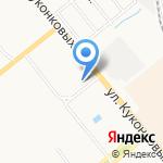 Лавр Мебель на карте Иваново