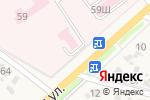 Схема проезда до компании Бюро судебно-медицинской экспертизы по Новокубанскому району в Новокубанске