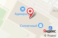 Схема проезда до компании ГлобалСтройПодряд в Костроме