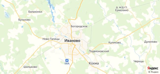 109 маршрутка в Иваново