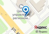 Департамент дорожного хозяйства и транспорта Ивановской области на карте
