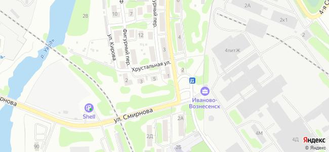 Иваново, Новая, 1