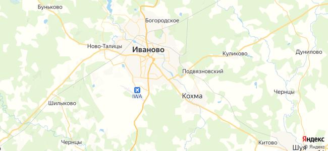 6 троллейбус в Иваново