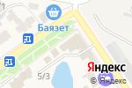 Схема проезда до компании Анкор в Новокубанске