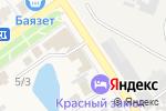 Схема проезда до компании АВТОЛИДЕР в Новокубанске
