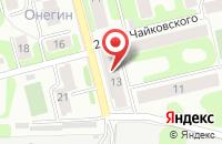 Схема проезда до компании Тендер-Профи в Иваново