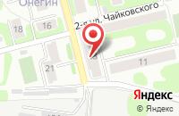 Схема проезда до компании Почтовое отделение №45 в Иваново