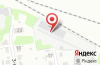 Схема проезда до компании Вторцветмет в Иваново