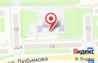 Схема проезда до компании Детский сад №50 в Иваново