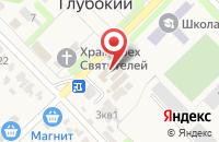 Схема проезда до компании Кафе-бистро в Новосельском