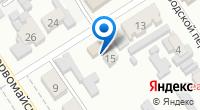 Компания Гермес на карте