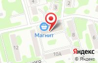 Схема проезда до компании Ярославна в Иваново