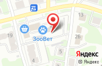 Схема проезда до компании Ивгарант в Иваново