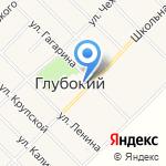 Администрация Новосельского сельского поселения на карте Армавира
