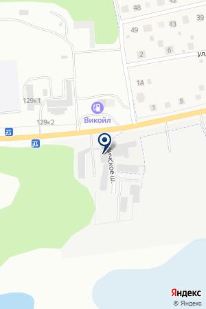 АЗС на карте Костромы