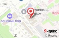 Схема проезда до компании Ивановский медицинский колледж в Иваново