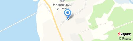Продуктовый магазин на карте Хорьково