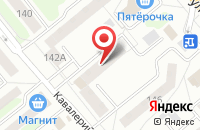Схема проезда до компании Запад-Сервис в Иваново