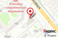 Схема проезда до компании Найс Сервис в Иваново
