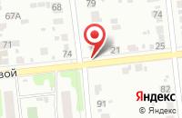Схема проезда до компании Почтовое отделение №20 в Иваново