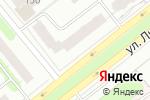 Схема проезда до компании Сивольга в Иваново