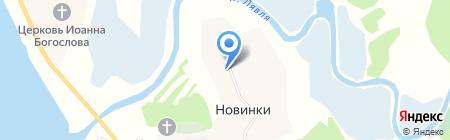 Новинки на карте Хорьково