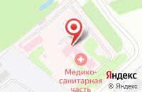 Схема проезда до компании Госпиталь МСЧ МВД России в Иваново