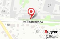 Схема проезда до компании Русский металл в Иваново