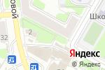 Схема проезда до компании Ангел-хранитель в Иваново